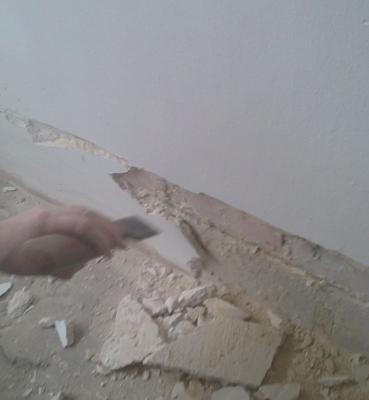 renovatiewerken binnen